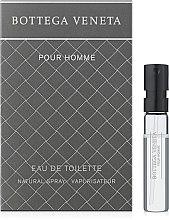 Духи, Парфюмерия, косметика Bottega Veneta Pour Homme - Туалетная вода (пробник)