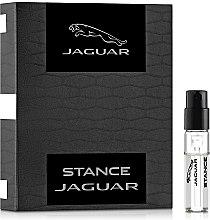 Духи, Парфюмерия, косметика Jaguar Stance - Туалетная вода (пробник)