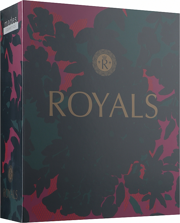 "Подарочная коробка-книга ""Royals"" - Mades Cosmetics"