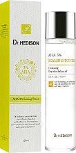 Духи, Парфюмерия, косметика Тонер для проблемной кожи - Dr.Hedison AHA 3% Toner