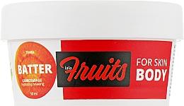 Духи, Парфюмерия, косметика Баттер для тела с экстрактами моркови и шалфея - J'erelia La La Fruits Butter
