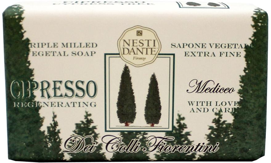 """Мыло """"Кипарис"""" - Nesti Dante Dei Colli Fiorentini Cipresso Soap"""