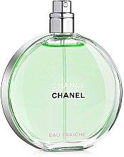 Парфумерія, косметика Chanel Chance Eau Fraiche - Туалетна вода (тестер без кришечки)