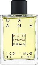 Духи, Парфюмерия, косметика Profumum Roma Oxiana - Парфюмированная вода