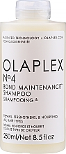 Духи, Парфюмерия, косметика Шампунь для всех типов волос - Olaplex Bond Maintenance Shampoo No. 4