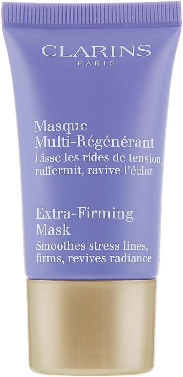 Омолаживающая маска, устраняющая следы усталости - Clarins Multi-Régénérante Extra-Firming Mask (мини)