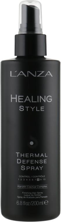Защитный спрей для волос - L'anza Healing Style Thermal Defense Spray