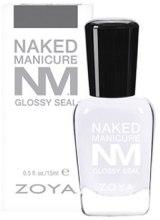 Духи, Парфюмерия, косметика Закрепляющее покрытие - Zoya Naked Manicure Glossy Seal