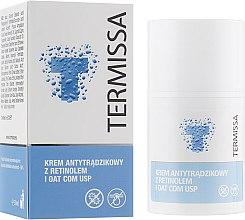 Духи, Парфюмерия, косметика Крем для кожи акне с бетаглюканом и ретинолом - Termissa Face Cream