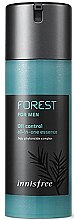 Духи, Парфюмерия, косметика Эссенция для лица - Innisfree Forest for Men Oil Control All-in-One Essence