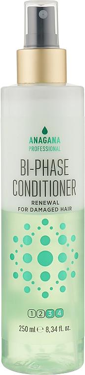 """Двухфазные кондиционер """"Восстановление"""" для поврежденных волос - Anagana Renewal Bi-Phase Conditioner"""