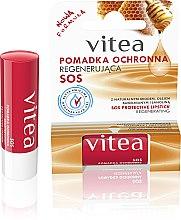 Духи, Парфюмерия, косметика Регенерирующий бальзам для губ - Vitea SOS Lipbalm