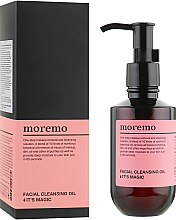 Духи, Парфюмерия, косметика Очищающее масло для лица - Moremo Facial Cleansing Oil It's Magic