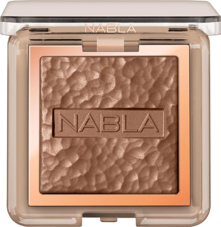 Бронзер для лица - Nabla Miami Lights Collection Skin Bronzing