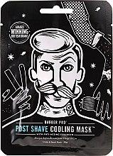 Духи, Парфюмерия, косметика Охлаждающая маска после бритья - BarberPro Post Shave Cooling Mask