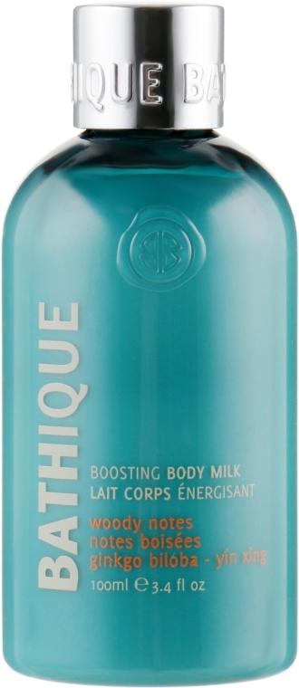 """Молочко для тела тонизирующее """"Экстракт Гинкго Билоба"""" - Mades Cosmetics Bathique Fashion Boosting Body Milk"""