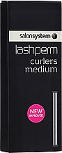 Парфумерія, косметика Щипці для завивання вій - Salon System Lashlift Curling Rods Medium