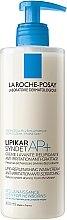Липидовосстанавливающий очищающий крем-гель для лица и тела - La Roche-Posay Lipikar Syndet AP+ — фото N2