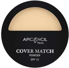 Духи, Парфюмерия, косметика Компактная пудра - Arcancil Paris Cover Match Powder