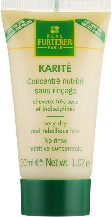 Несмываемая сыворотка для кончиков волос - Rene Furterer Karite No Rinse Repairing Serum