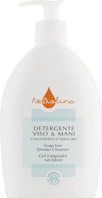 Гель для душа - Nebiolina Soap-Free