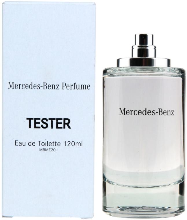 Mercedes-Benz Mercedes-Benz For Men - Туалетна вода (тестер без кришечки) — фото N4