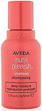 Духи, Парфюмерия, косметика Увлажняющий шампунь для волос - Aveda Nutriplenish Hydrating Shampoo Deep Moisture (мини)