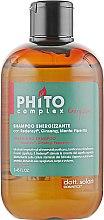 Духи, Парфюмерия, косметика Энергетический шампунь - Dott. Solari Phito Complex Energizing Shampoo