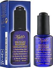 Духи, Парфюмерия, косметика Ночной восстанавливающий концентрат для лица - Kiehl`s Midnight Recovery Concentrate