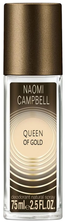 Naomi Campbell Queen of Gold - Дезодорант