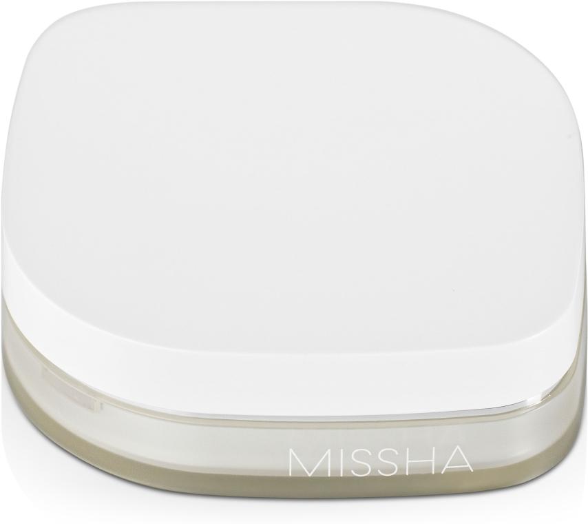 Компактна пудра - Missha Signature Science Blanc Pact SPF50+/PA+++ — фото N2