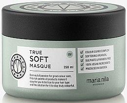 Духи, Парфюмерия, косметика Увлажняющая маска для волос - Maria Nila True Soft Masque
