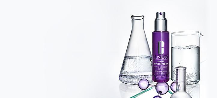 Придбате будь-який продукт серії Smart від Clinique  та отримайте у подарунок скраб Clinique 7 Day Scrub Cream Rinse-Off Formula