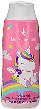 Духи, Парфюмерия, косметика Air-Val International Eau My Unicorn - Гель для душа