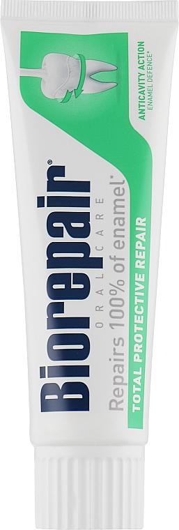 "Зубная паста ""Абсолютная защита и восстановление"" - Biorepair Oralcare Total Protective Repair"