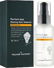 Духи, Парфюмерия, косметика Эссенция для волос - Village 11 Factory Perfect Day Shining Hair Essence