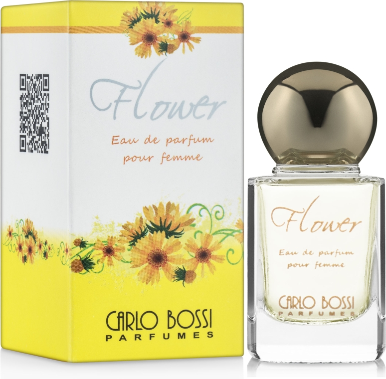 Carlo Bossi Flower Yellow - Парфюмированная вода (миниатюра)