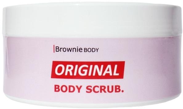 Скраб для тела на основе кофе - Brownie Original Scrub