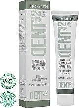 Духи, Парфюмерия, косметика Отбеливающая зубная паста - Bioearth Dent32 Brightening Toothpaste
