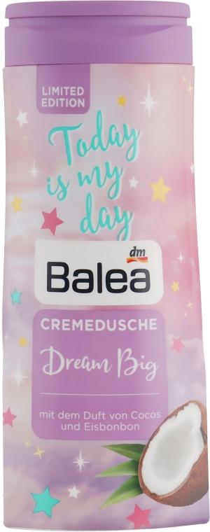 """Крем-гель для душа """"Большая мечта"""" - Balea Cremedusche Dream Big"""