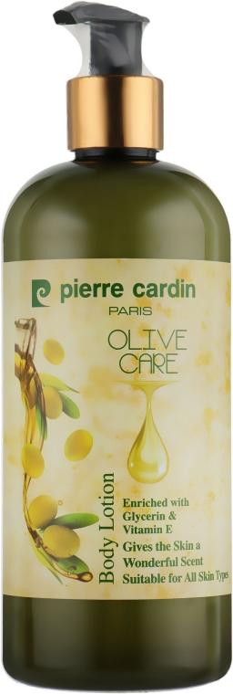 Лосьон для тела - Pierre Cardin Olive Care Body Lotion