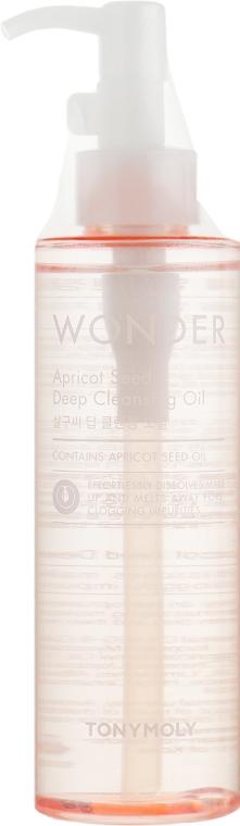 Масло для лица - Tony Moly Wonder Apricot Seed Deep Cleansing Oil