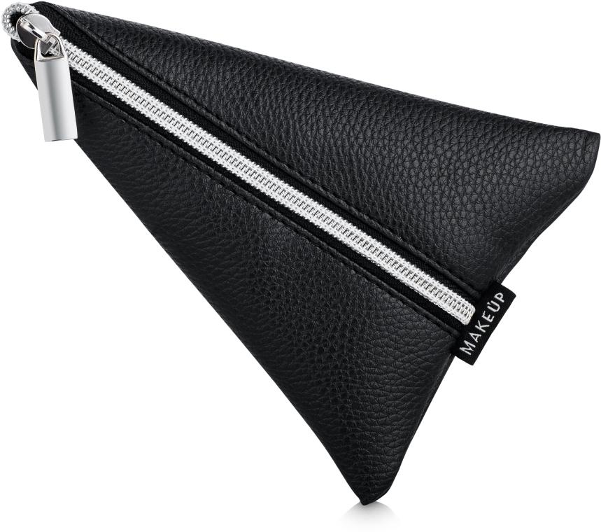 """Пенал для инструментов, черный """"Manicure triangle"""" - Makeup"""