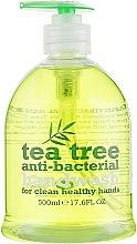 Духи, Парфюмерия, косметика Антибактериальное жидкое мыло для рук - Xpel Marketing Ltd Tea Tree Anti-Bacterial Handwash