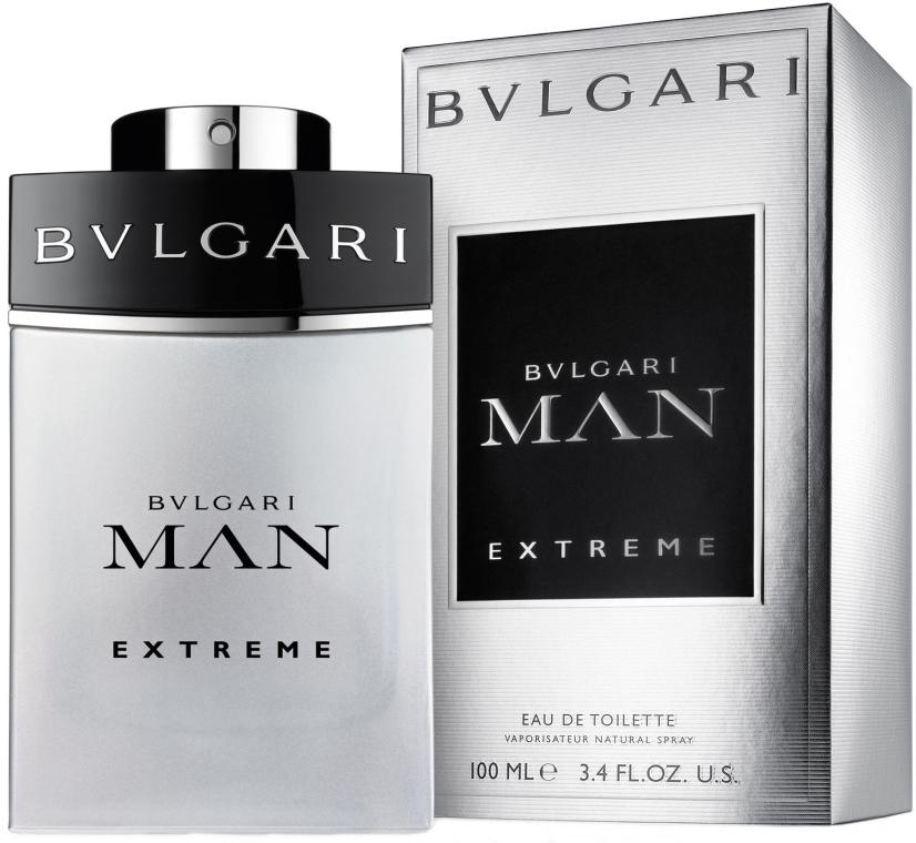 Bvlgari Man Extreme - Туалетная вода