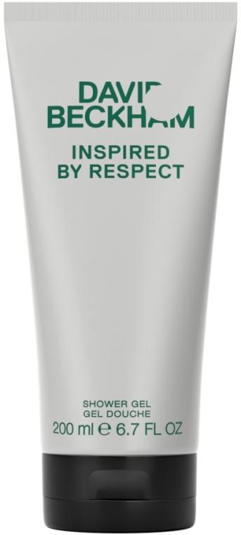 David Beckham Inspired by Respect - Гель для душа
