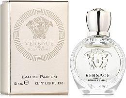 Парфумерія, косметика Versace Eros Pour Femme - Парфумована вода (міні)
