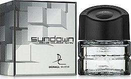 Духи, Парфюмерия, косметика Dorall Collection Sundown - Туалетная вода