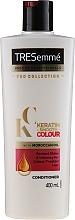 Духи, Парфюмерия, косметика Кондиционер для сияния и мягкости окрашенных волос - Tresemme Keratin Smooth Colour Conditioner With Maroccan Oil
