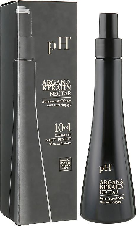 Нектар для волос - pH Laboratories Argan&Keratin Nectar